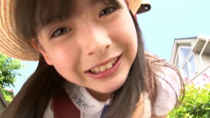 6年目のランドセル 「木村葉月」制服顔アップ