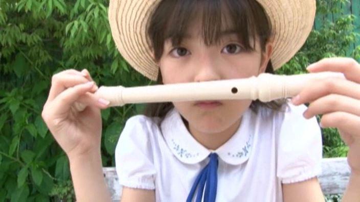6年目のランドセル 「木村葉月」制服笛
