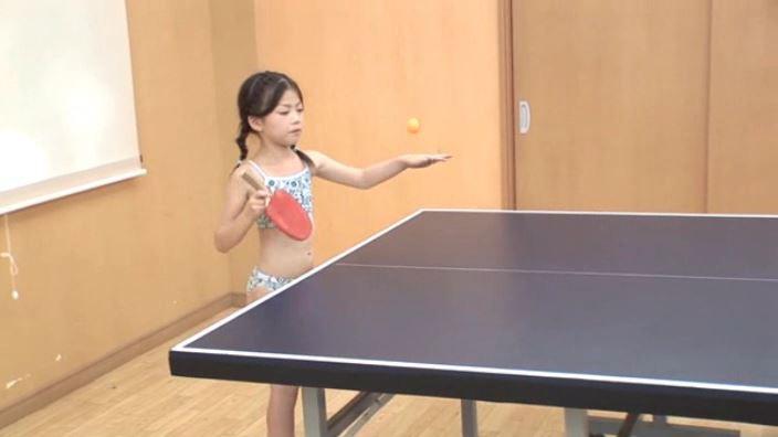 8歳の奇跡 「水谷彩音」柄チューブ卓球