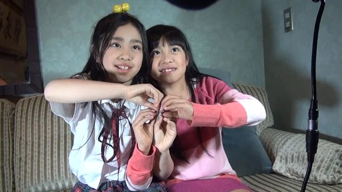Little Princess Vol.17「ゆみか・水島ゆり」2人クローバー