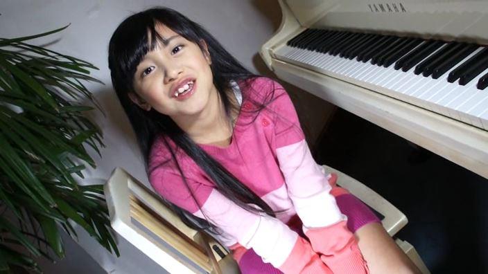 Little Princess Vol.17「ゆみか・水島ゆり」ゆみかピアノ