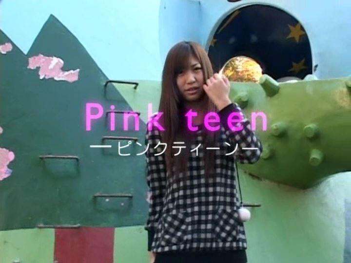 Pink teen 「赤西安未」タイトルバック洋服