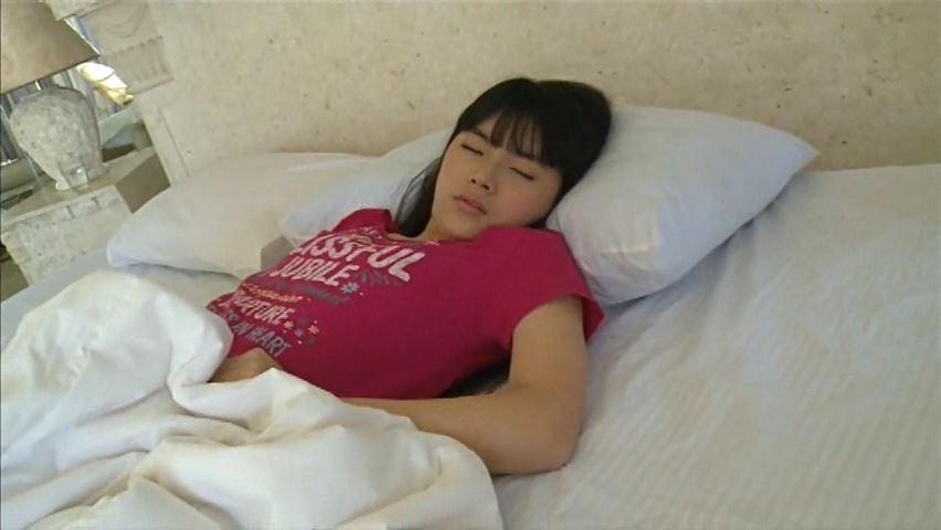 「愛琉の課外授業 Vol.36 水口愛琉」睡眠