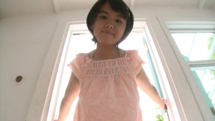 美少女は純真JC 青葉えりか 15歳 Part2【画像】09
