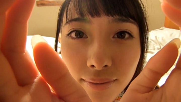 美少女は純真JC ~八頭身モデル級美少女JC~ 松本映美【画像】18