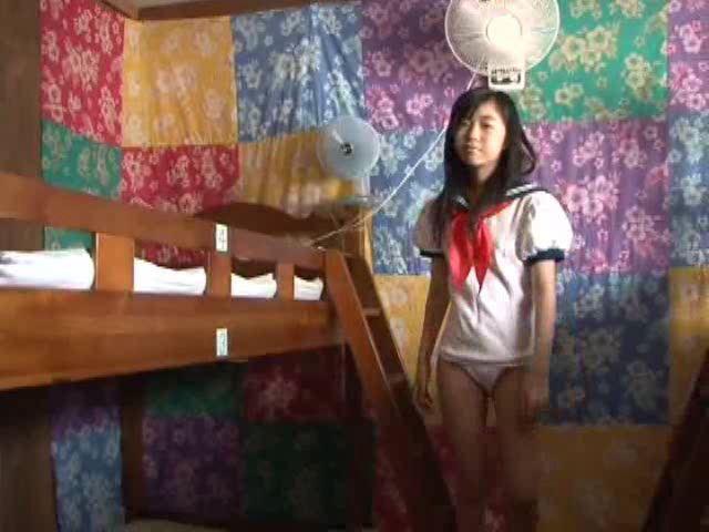 ボクのお姉ちゃん「美月りん」セーラー変形立ち2階建てベッド
