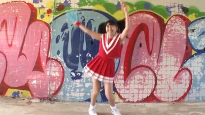 「ボクの太陽 Vol.23 ~全力美少女~ 東海林藍」チアガールダンス