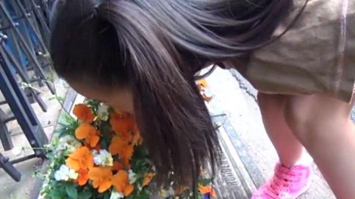 「チルチル Vol.43 ひなちゃん」茶衣装花