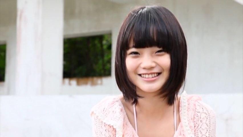 クラスのセンター!!! 「中沢ひめか」肌色洋服顔アップ