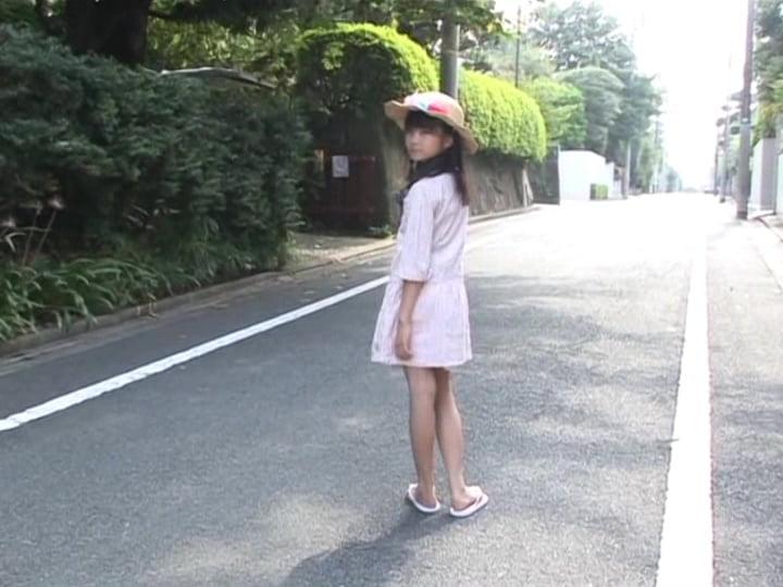 本編では見られない 未公開映像集 おにいちゃんと一緒 三浦璃那【画像】01