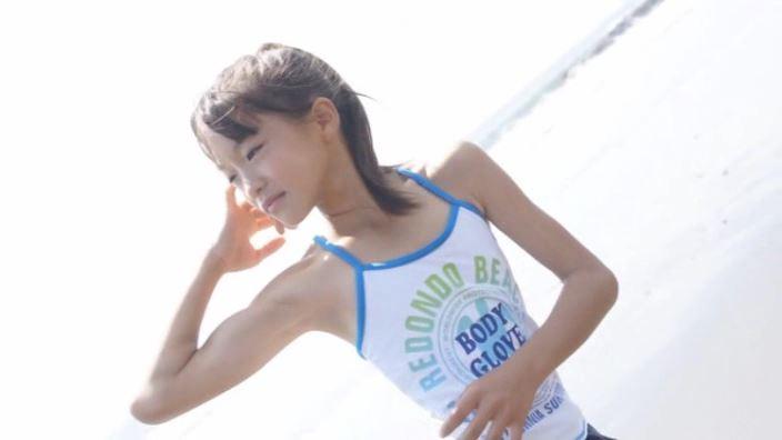 ドレミファ空色 Vol.15 「さわこ」髪かき上げ海