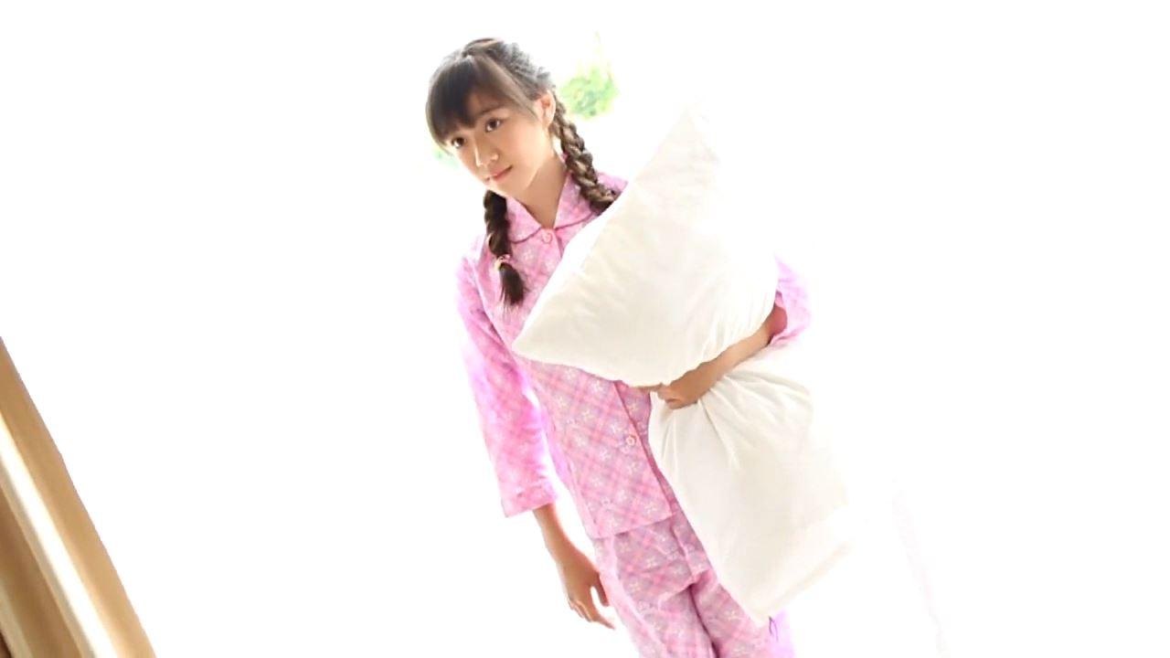 「学校なう! はじめまして ~修学旅行編~ 川原かな」パジャマ枕持ち