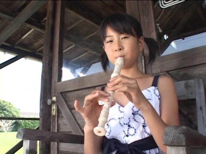 グラマラス「桃瀬なつみ」白黒ワンピース笛