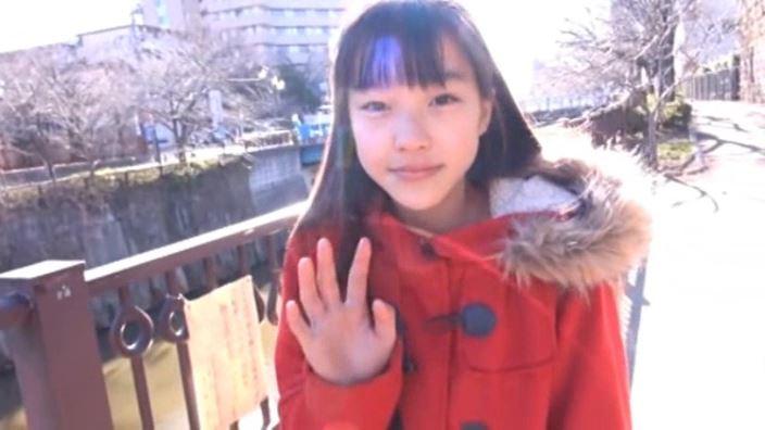 ハローハロー Vol.03「さわこ」赤ダッフル