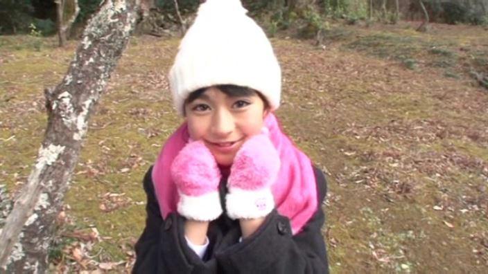 ハイッ!みさきです。「小沢岬」制服手袋