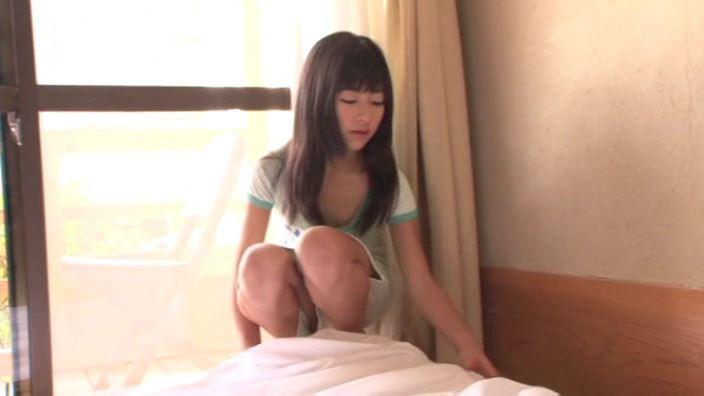 ハイッ!みさきです。「小沢岬」部屋着布団敷き