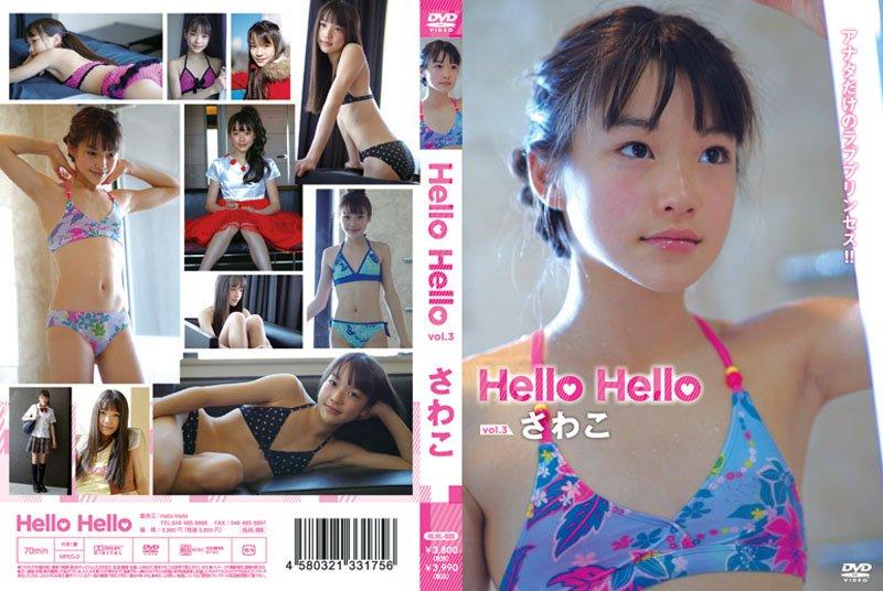 ハローハロー Vol.03「さわこ」