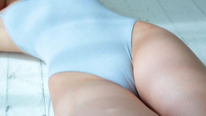 純枠少女 ~171cm現役高校生アイドル~ 成瀬なな【画像】09