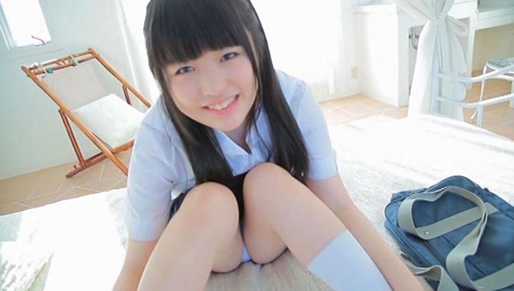純粋少女JC 岡田陽菜【画像】17