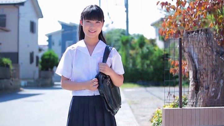 純粋少女JC ~14歳・ストロベリースマイル~ 楢岡のあ【画像】01