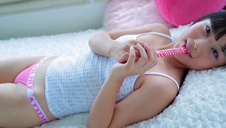純粋少女JC ~14歳・ストロベリースマイル~ 楢岡のあ【画像】19