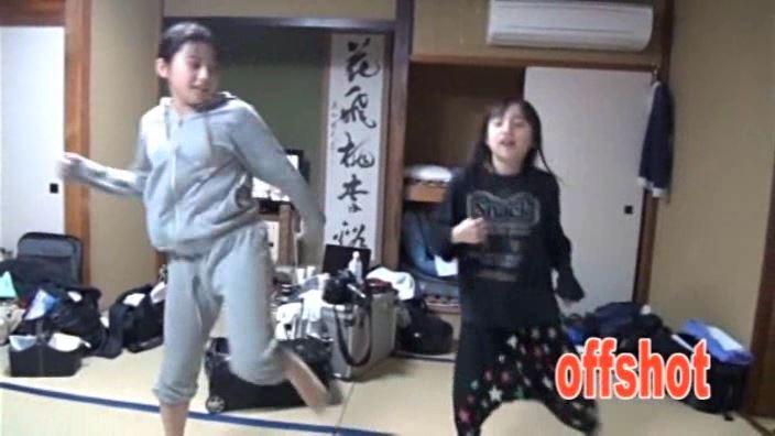 「君のいた時間… 荒井佑奈」2人ダンス