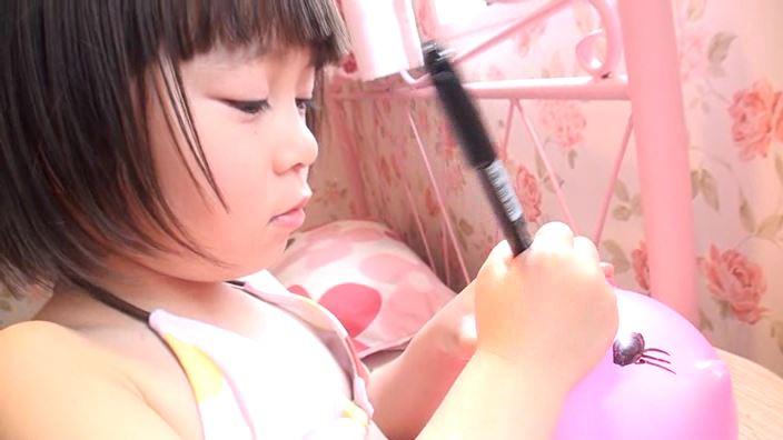 「Little Princess Vol.11 のどか」風船絵描き