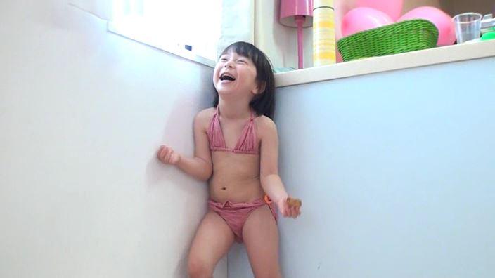 「Little Princess Vol.11 のどか」全身笑い
