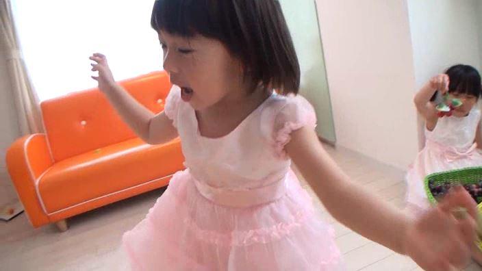 「Little Princess Vol.11 のどか」のどか両手広げ
