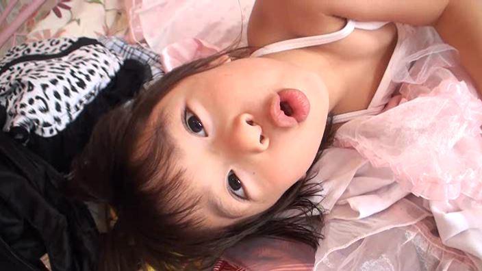 「Little Princess Vol.11 のどか」レオタード顔アップ