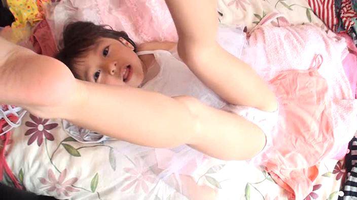 「Little Princess Vol.11 のどか」レオタードマングリ