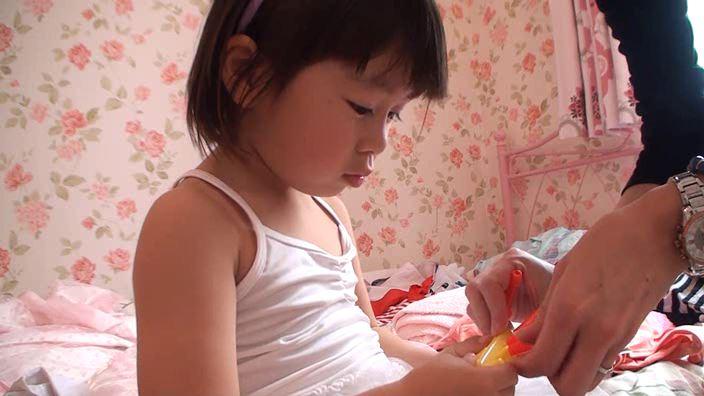 「Little Princess Vol.11 のどか」レオタードシャボン玉