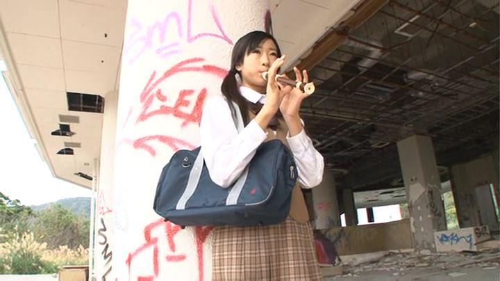 「七彩-なないろ 守永七彩」制服笛