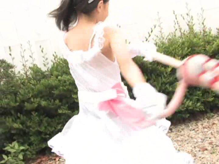 おにいちゃんと一緒♪「そらのみう」ドレス背面人形ダンス