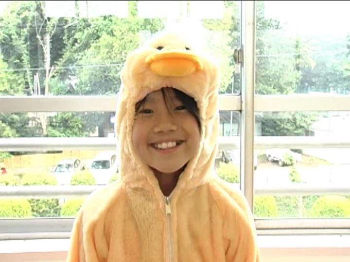 「小野寺沙羅 9歳」着ぐるみ