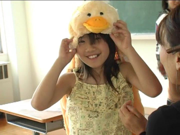 「小野寺沙羅 9歳」着ぐるみメイキング