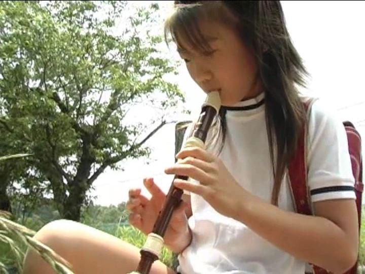 「小野寺沙羅 9歳」ブルマ笛