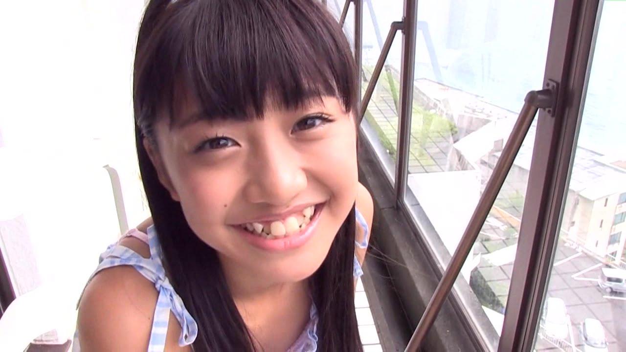 美少女 中学生 桜木ひな プールなう!学校旅行【画像】03