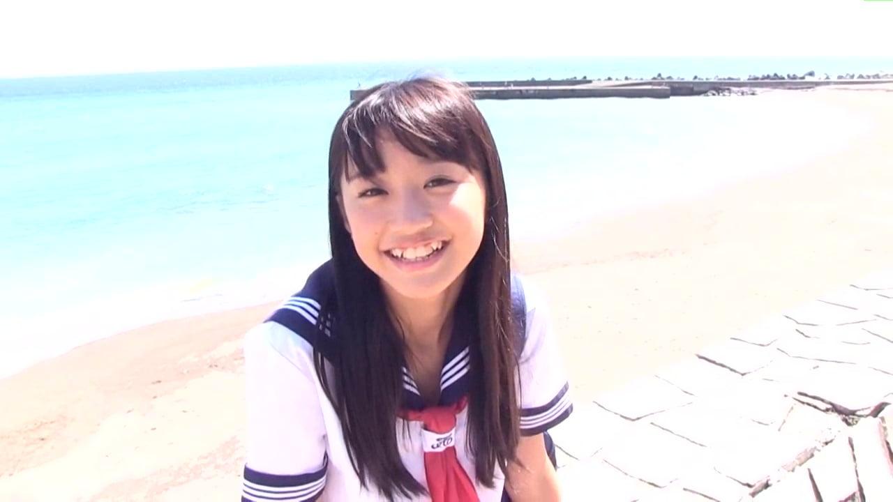 美少女 中学生 桜木ひな プールなう!学校旅行【画像】16