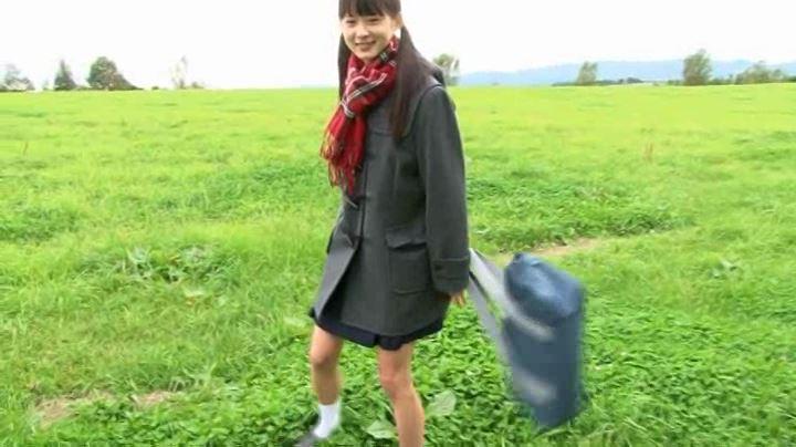 「おし☆まい 森下真依」制服ダッフル