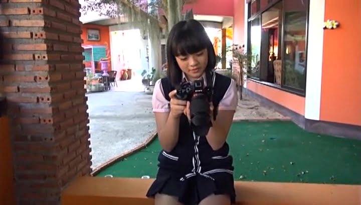渋谷区立原宿ファッション女学院 番外編 ソロイメージ 小鳥なな【画像】02