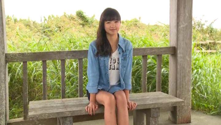 渋谷区立原宿ファッション女学院 番外編 ソロイメージ 朝日奈美海 5【画像】01