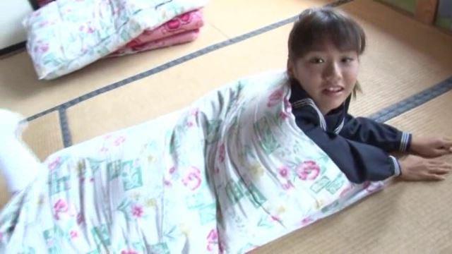 SHININGSTAR! 絶対美少女は天真爛漫「佐々木みゆう」制服簀巻き