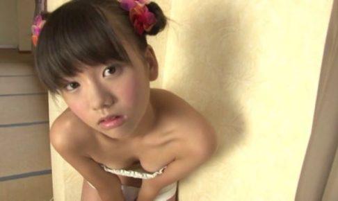 SHININGSTAR! 絶対美少女は天真爛漫「佐々木みゆう」団子頭胸の谷間