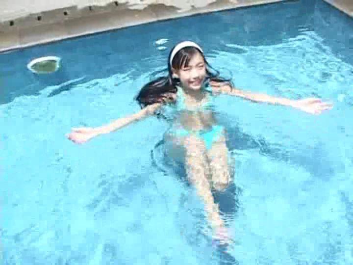 天使の絵日記 水の精と戯れる陽気な少女 月森わかな(木戸若菜)【画像】04