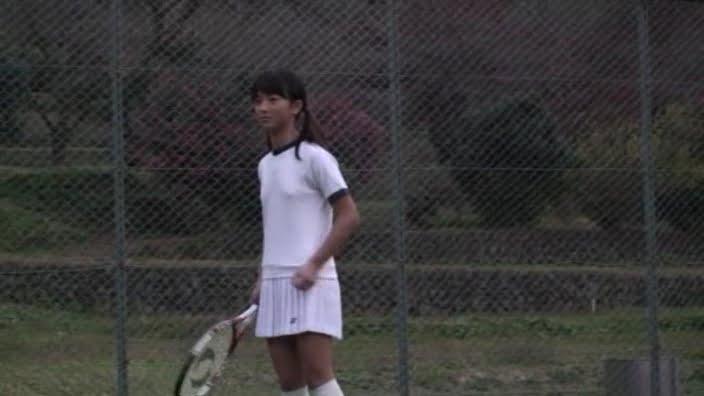 St Raphael Vol.28 百恵ちゃん体操着とテニスでポチ