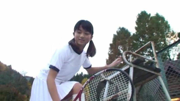 St Raphael Vol.28 百恵ちゃんのテニスの審判