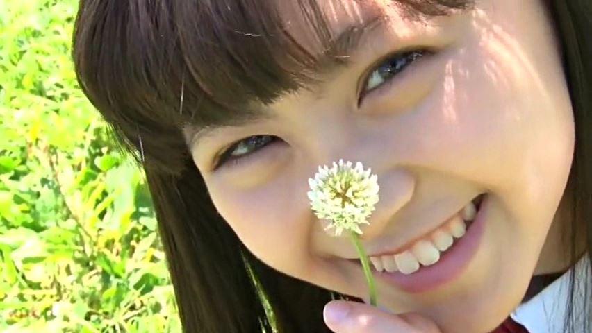 すだち色の夏 「須田理夏子」制服鼻に花