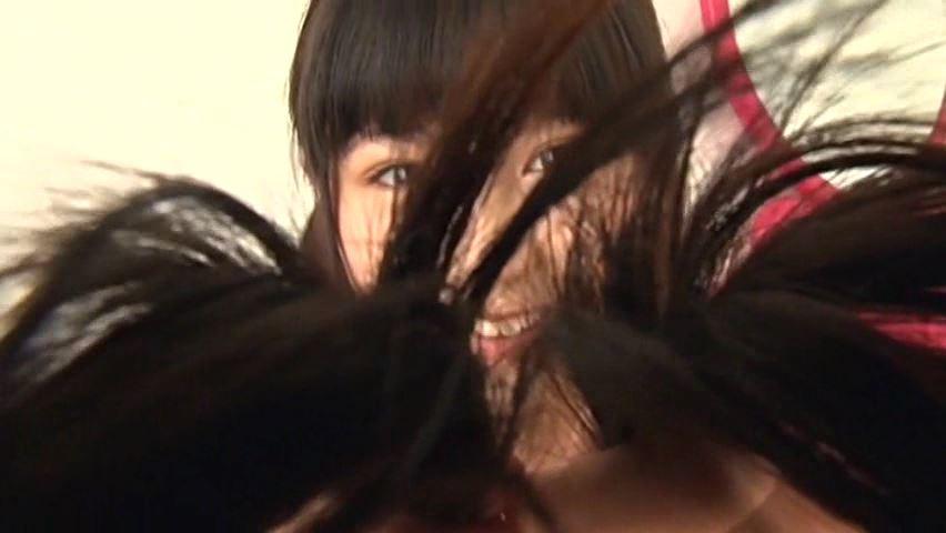 すだち色の夏 「須田理夏子」赤パンツおさげカメラ