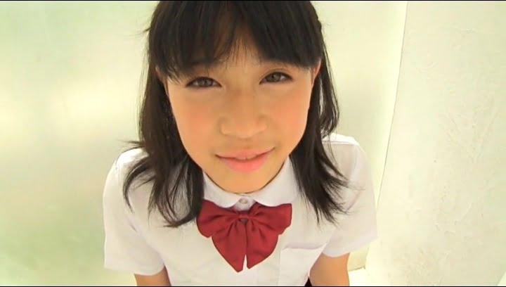 美少女は純真JC 時任景子 14歳